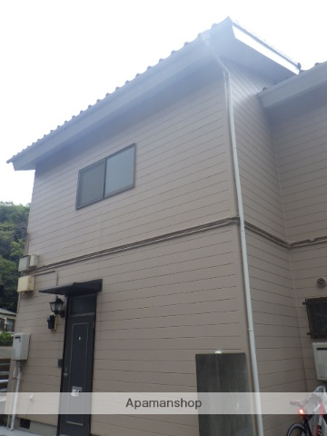 神奈川県横須賀市、堀ノ内駅徒歩21分の築23年 2階建の賃貸テラスハウス