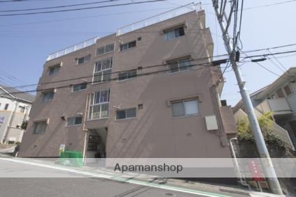 神奈川県横須賀市、久里浜駅徒歩10分の築45年 4階建の賃貸マンション