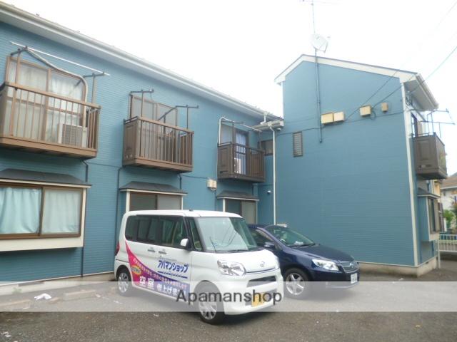 神奈川県横須賀市、久里浜駅徒歩16分の築22年 2階建の賃貸テラスハウス