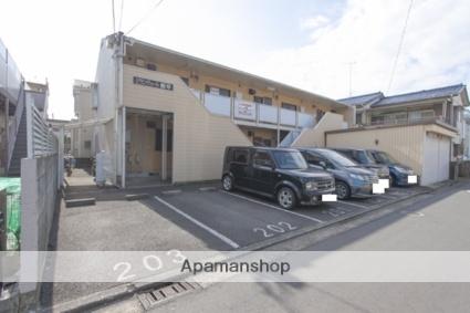 神奈川県横須賀市、堀ノ内駅徒歩19分の築28年 2階建の賃貸アパート