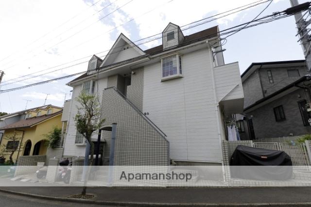 神奈川県横須賀市、衣笠駅徒歩26分の築29年 2階建の賃貸アパート