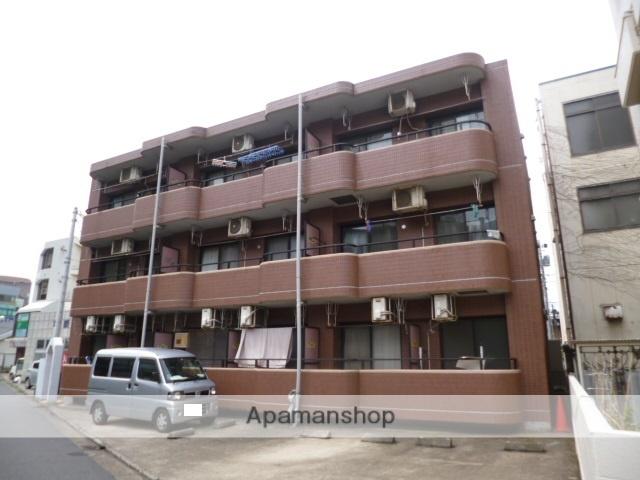 神奈川県横須賀市、京急大津駅徒歩23分の築14年 3階建の賃貸マンション
