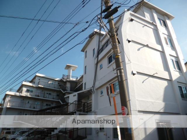 神奈川県横須賀市、久里浜駅徒歩10分の築45年 5階建の賃貸マンション