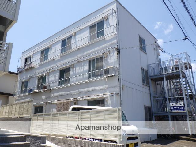 神奈川県横須賀市、堀ノ内駅徒歩13分の築48年 3階建の賃貸マンション