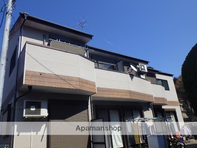 神奈川県横須賀市、追浜駅徒歩5分の築12年 2階建の賃貸アパート