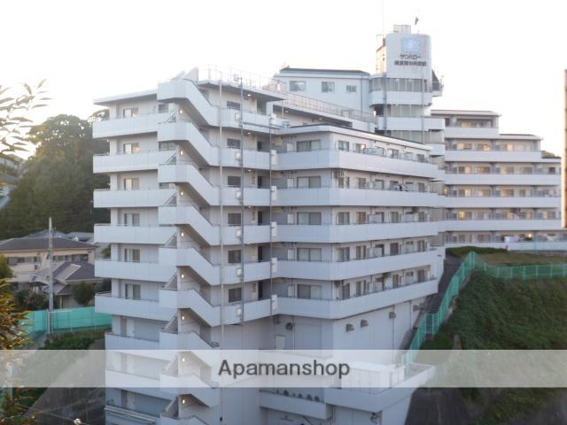 神奈川県横須賀市、汐入駅徒歩17分の築18年 8階建の賃貸マンション