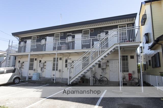 神奈川県横須賀市、久里浜駅徒歩8分の築27年 2階建の賃貸アパート