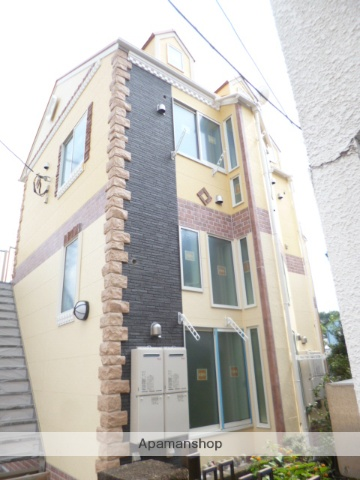 神奈川県横須賀市、田浦駅徒歩21分の新築 2階建の賃貸アパート