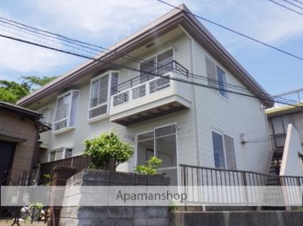 神奈川県横須賀市、衣笠駅徒歩30分の築27年 2階建の賃貸アパート