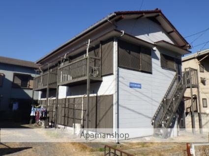 神奈川県横須賀市、久里浜駅徒歩13分の築33年 2階建の賃貸アパート
