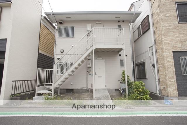 神奈川県横須賀市、堀ノ内駅徒歩15分の築27年 2階建の賃貸アパート
