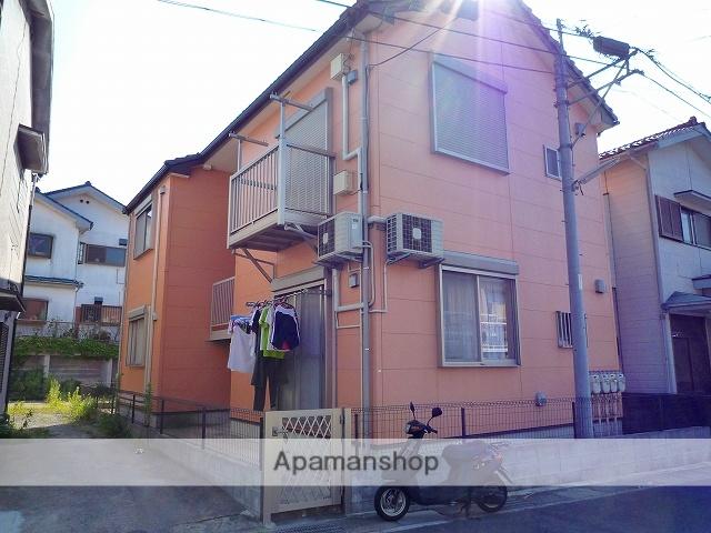 神奈川県横須賀市、衣笠駅徒歩12分の築10年 2階建の賃貸アパート
