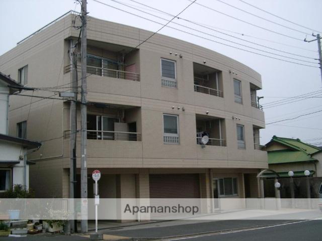 神奈川県横須賀市、県立大学駅徒歩9分の築27年 3階建の賃貸マンション