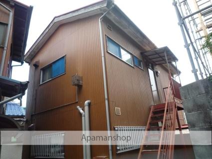 神奈川県横須賀市、堀ノ内駅徒歩12分の築46年 2階建の賃貸アパート
