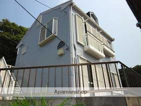 神奈川県横須賀市、横須賀駅徒歩17分の築22年 2階建の賃貸アパート