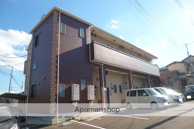 神奈川県横須賀市、衣笠駅徒歩30分の築6年 2階建の賃貸アパート