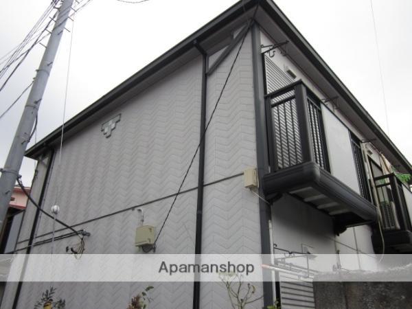 神奈川県横須賀市、田浦駅徒歩7分の築23年 2階建の賃貸アパート