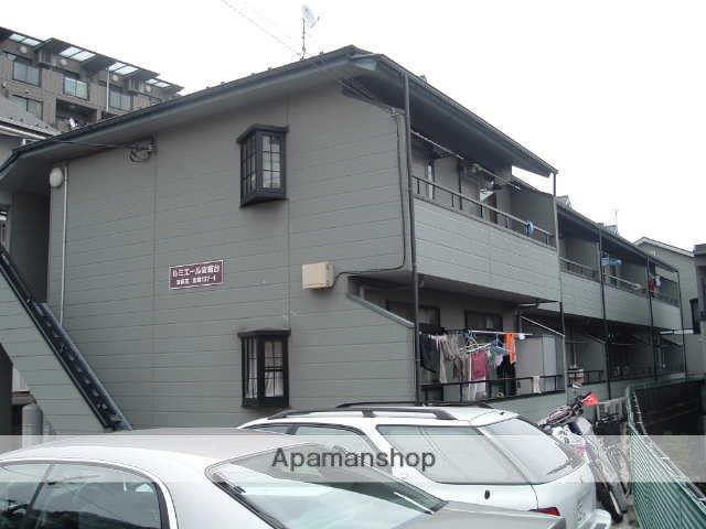 神奈川県川崎市宮前区、梶が谷駅徒歩17分の築19年 2階建の賃貸アパート