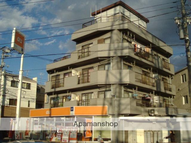 神奈川県川崎市幸区、矢向駅徒歩19分の築28年 4階建の賃貸マンション