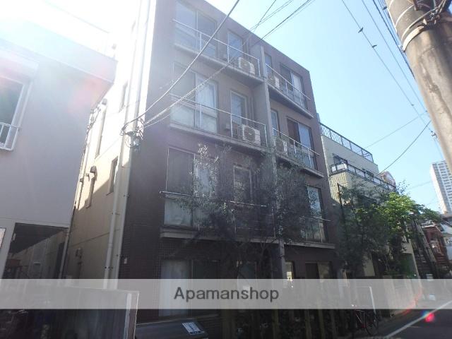 神奈川県川崎市幸区、川崎駅徒歩10分の築9年 4階建の賃貸マンション