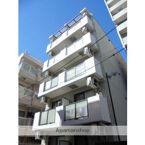 神奈川県川崎市幸区、尻手駅徒歩3分の築5年 5階建の賃貸マンション