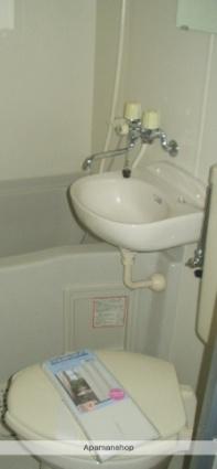 フローラスクエア[1K/19m2]のトイレ