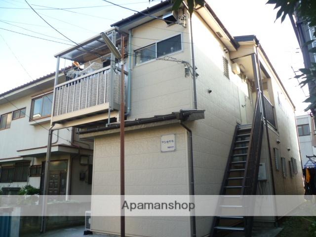 神奈川県川崎市幸区、尻手駅徒歩19分の築53年 2階建の賃貸アパート