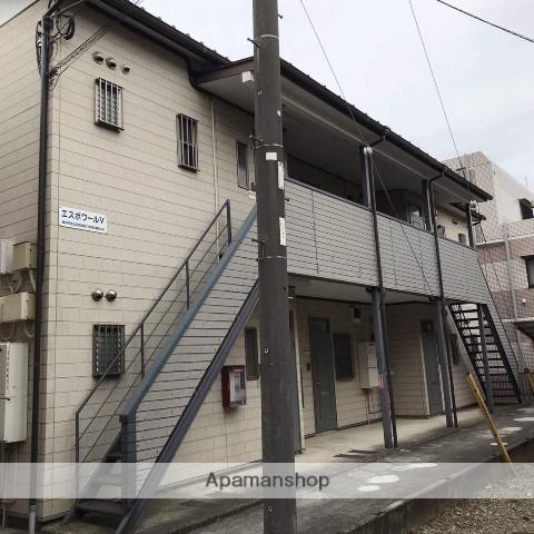 神奈川県横浜市港北区、日吉駅徒歩20分の築10年 2階建の賃貸アパート