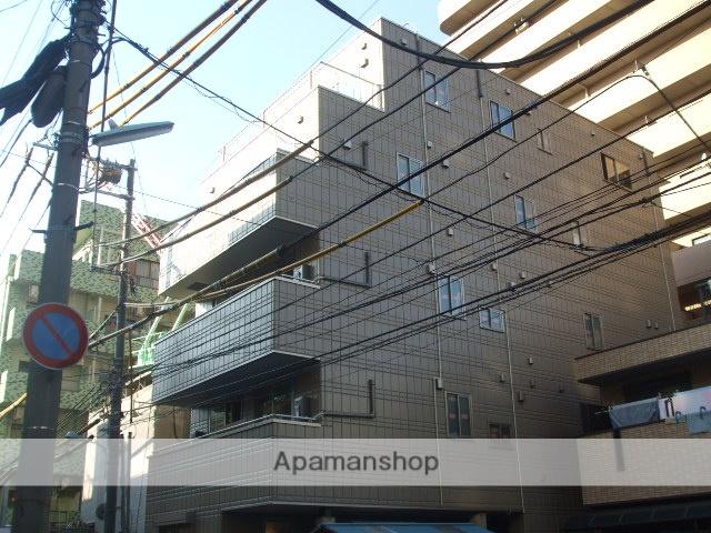 神奈川県川崎市幸区、尻手駅徒歩10分の築7年 5階建の賃貸マンション