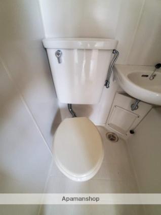 桜ハイム[1R/14.85m2]のトイレ