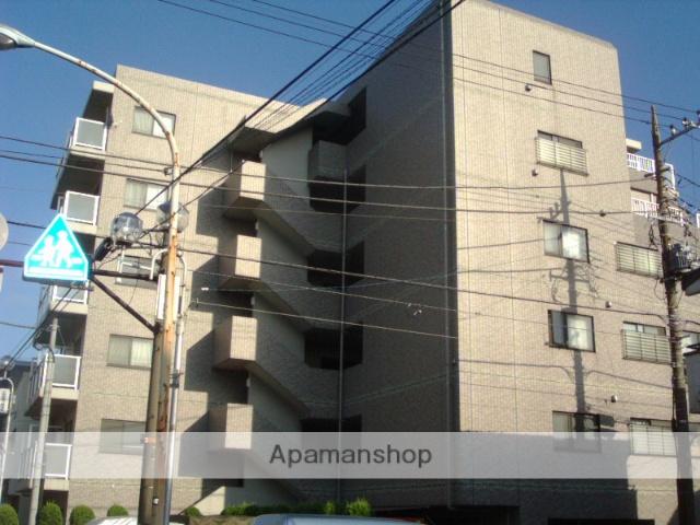 神奈川県川崎市幸区、川崎駅バス7分小向下車後徒歩2分の築16年 6階建の賃貸マンション