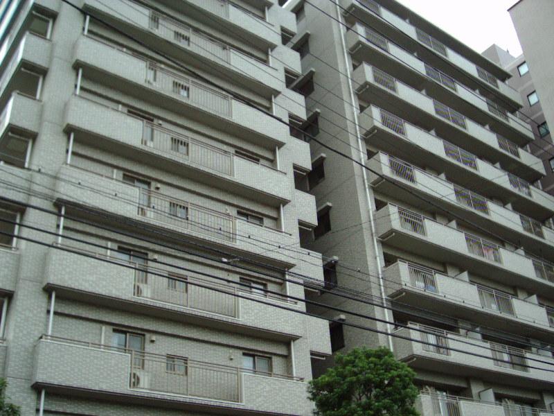 神奈川県川崎市幸区、尻手駅徒歩10分の築24年 11階建の賃貸マンション