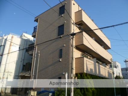 神奈川県川崎市川崎区、川崎新町駅徒歩13分の築9年 4階建の賃貸マンション