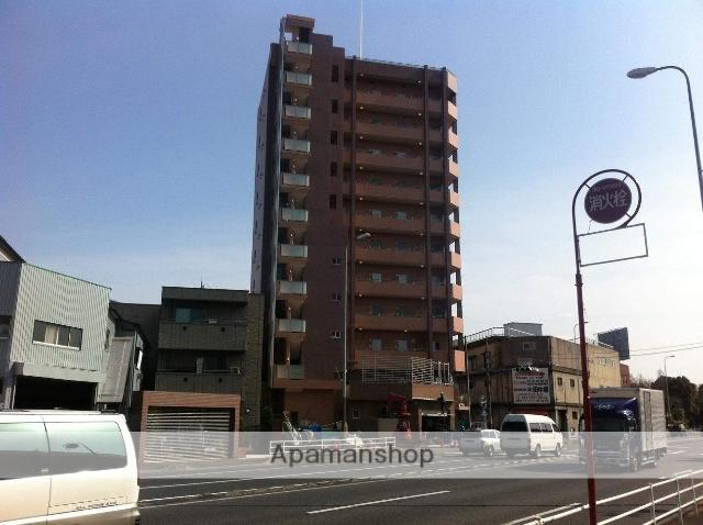 神奈川県川崎市幸区、川崎駅徒歩18分の築4年 10階建の賃貸マンション