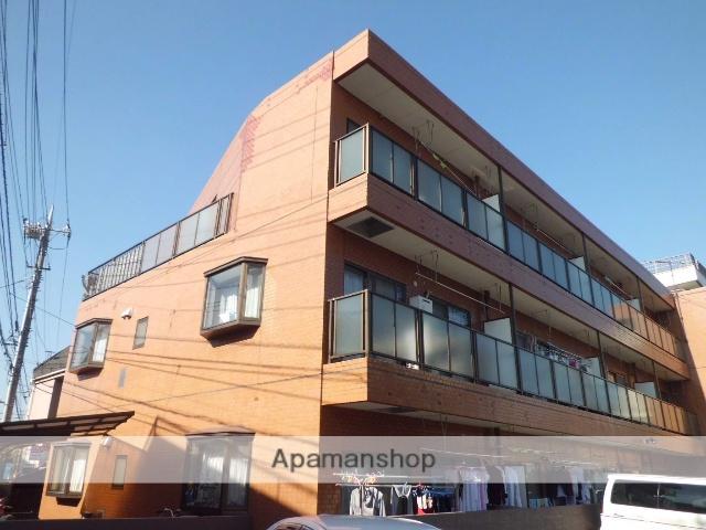 神奈川県川崎市中原区、元住吉駅徒歩13分の築31年 3階建の賃貸マンション