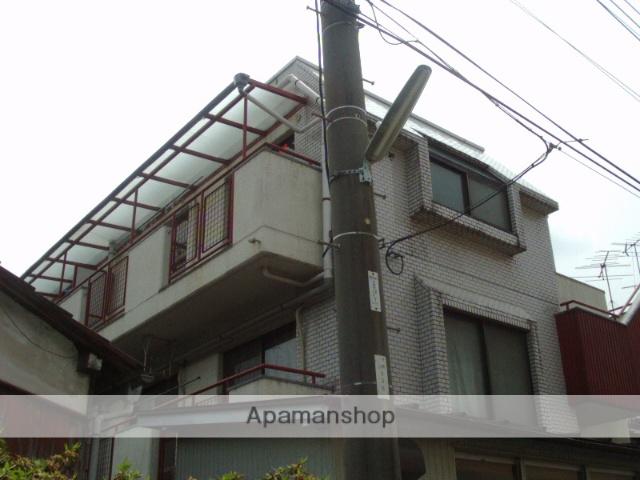 神奈川県川崎市中原区、元住吉駅徒歩10分の築31年 3階建の賃貸マンション