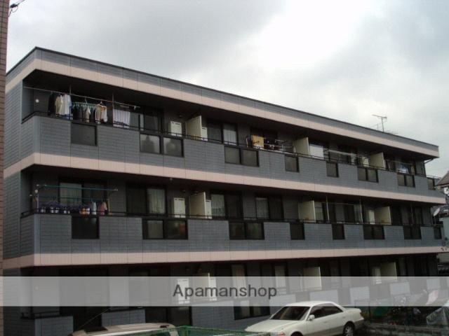 神奈川県川崎市幸区、平間駅徒歩15分の築21年 3階建の賃貸マンション