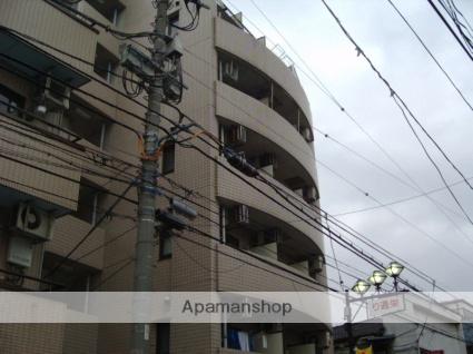 神奈川県川崎市幸区、尻手駅徒歩13分の築26年 7階建の賃貸マンション