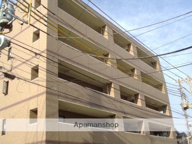 神奈川県川崎市幸区、鹿島田駅徒歩14分の築12年 5階建の賃貸マンション