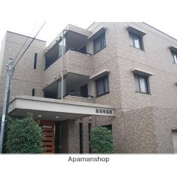 神奈川県川崎市幸区、矢向駅徒歩19分の築17年 3階建の賃貸マンション