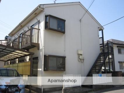 神奈川県川崎市多摩区、稲田堤駅徒歩9分の築25年 2階建の賃貸アパート
