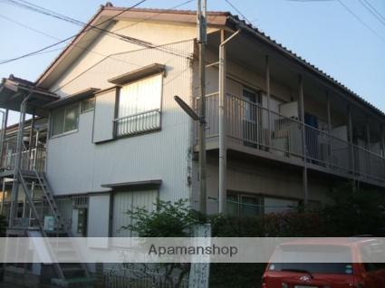 神奈川県川崎市多摩区、稲田堤駅徒歩9分の築32年 2階建の賃貸アパート