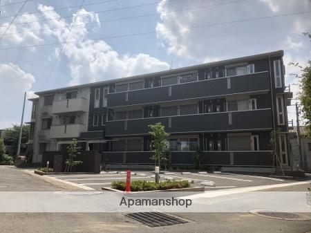 神奈川県川崎市多摩区、津田山駅徒歩19分の新築 3階建の賃貸アパート