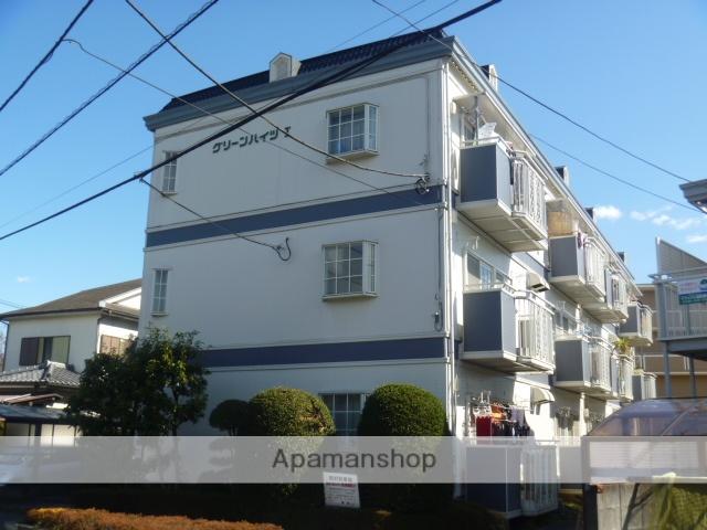 神奈川県川崎市多摩区、久地駅徒歩11分の築29年 3階建の賃貸マンション