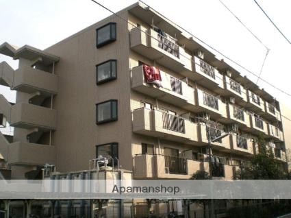 神奈川県川崎市中原区、武蔵中原駅徒歩13分の築24年 5階建の賃貸マンション
