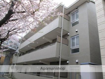 神奈川県川崎市中原区、平間駅徒歩14分の築24年 3階建の賃貸マンション