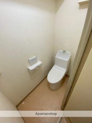 月田マンション[3DK/50.08m2]のトイレ