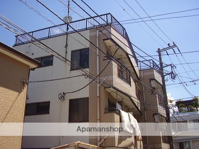 神奈川県川崎市中原区、向河原駅徒歩5分の築24年 3階建の賃貸マンション