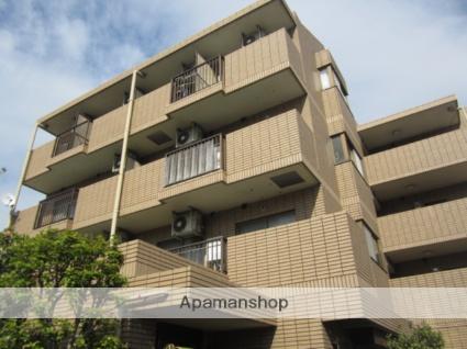 神奈川県川崎市中原区、元住吉駅徒歩11分の築23年 4階建の賃貸マンション