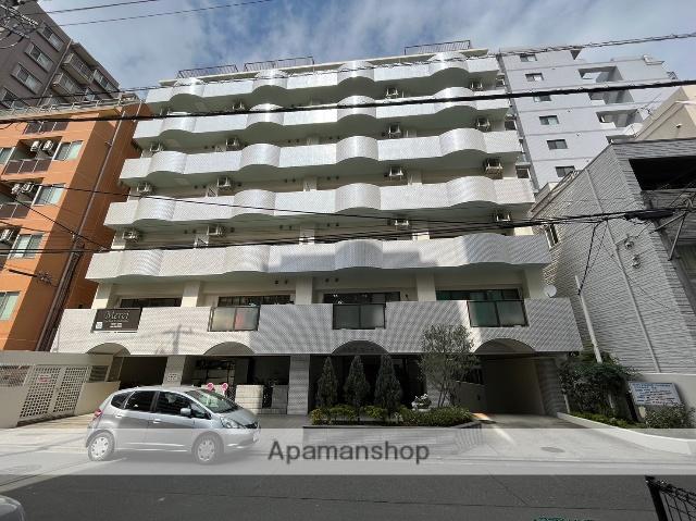 神奈川県川崎市中原区、多摩川駅徒歩16分の築26年 8階建の賃貸マンション